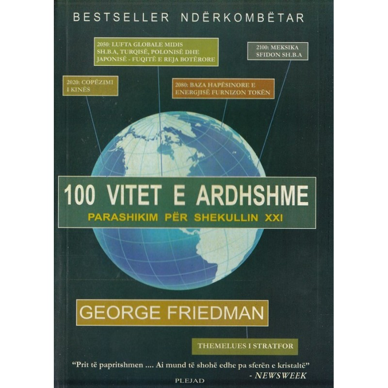 the next hundred years george friedman pdf